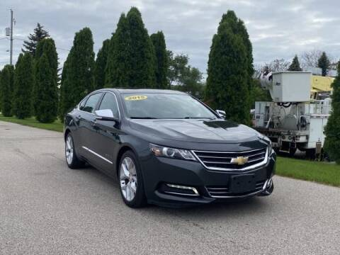 2015 Chevrolet Impala for sale at Betten Baker Preowned Center in Twin Lake MI