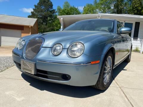 2006 Jaguar S-Type for sale at Efficiency Auto Buyers in Milton GA