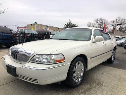 2004 Lincoln Town Car for sale at Crestwood Auto Center in Richmond VA