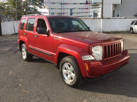 2012 Jeep Liberty for sale at B & M Auto Sales INC in Elizabeth NJ