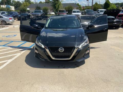 2020 Nissan Altima for sale at A & K Auto Sales in Mauldin SC