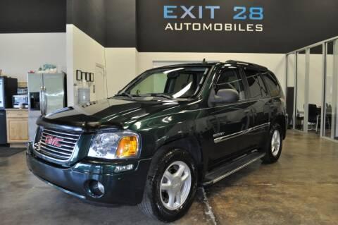 2006 GMC Envoy for sale at Exit 28 Auto Center LLC in Cornelius NC