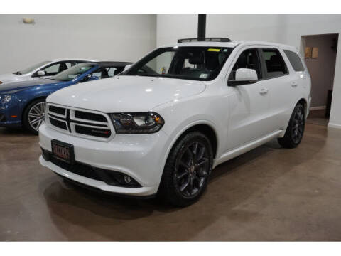 2016 Dodge Durango for sale at Montclair Motor Car in Montclair NJ