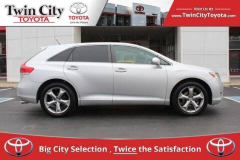 2012 Toyota Venza for sale at Twin City Toyota in Herculaneum MO