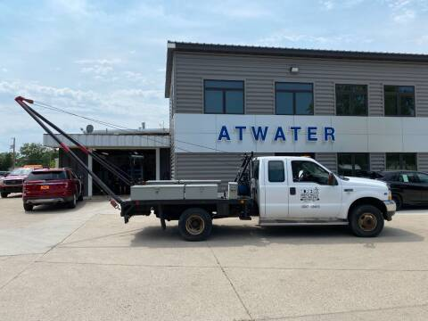 2003 Ford F-350 Super Duty for sale at Atwater Ford Inc in Atwater MN