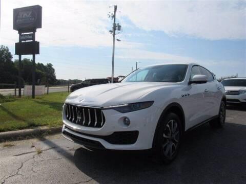 2018 Maserati Levante for sale at J T Auto Group in Sanford NC