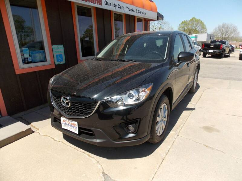 2014 Mazda CX-5 for sale at Autoland in Cedar Rapids IA
