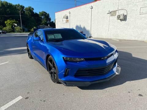 2017 Chevrolet Camaro for sale at LUXURY AUTO MALL in Tampa FL
