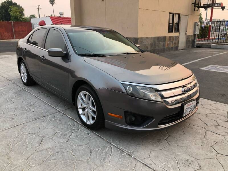 2010 Ford Fusion for sale at Exceptional Motors in Sacramento CA