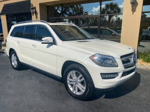 2013 Mercedes-Benz GL-Class for sale at Premier Motorcars Inc in Tallahassee FL