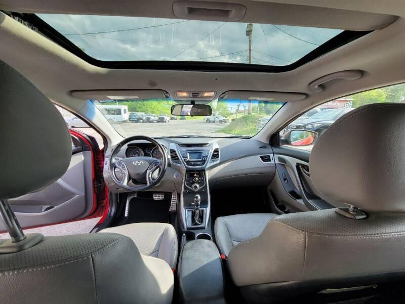 2014 Hyundai Elantra for sale at BHT Motors LLC in Imperial MO