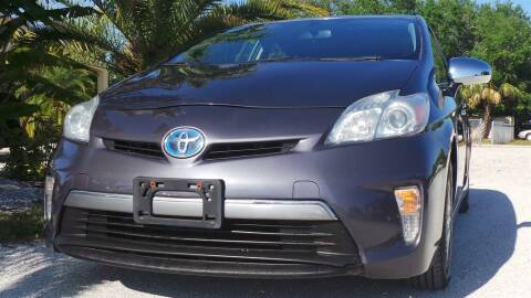 2014 Toyota Prius Plug-in Hybrid for sale at Southwest Florida Auto in Fort Myers FL