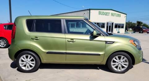 2013 Kia Soul for sale at Budget Motors in Aransas Pass TX