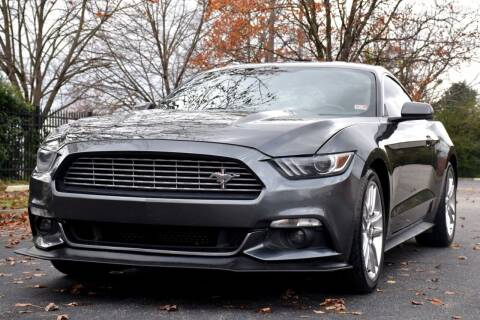 2016 Ford Mustang for sale at Wheel Deal Auto Sales LLC in Norfolk VA