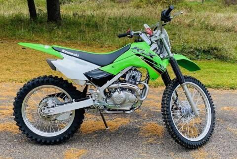 2022 Kawasaki KLX®140R F for sale at Street Track n Trail in Conneaut Lake PA