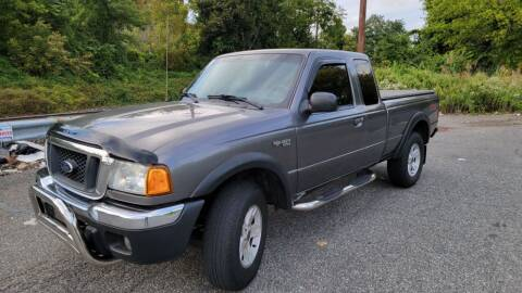 2004 Ford Ranger for sale at Giordano Auto Sales in Hasbrouck Heights NJ