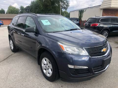 2014 Chevrolet Traverse for sale at Auto Target in O'Fallon MO