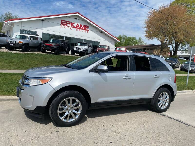 2011 Ford Edge for sale at Efkamp Auto Sales LLC in Des Moines IA