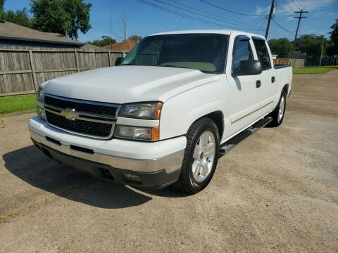 2007 Chevrolet Silverado 1500 Classic for sale at MOTORSPORTS IMPORTS in Houston TX