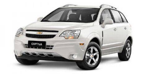 2013 Chevrolet Captiva Sport for sale at Strosnider Chevrolet in Hopewell VA