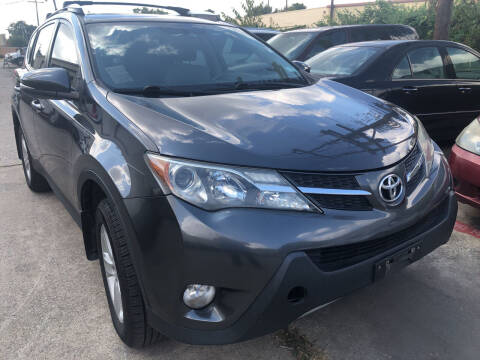 2014 Toyota RAV4 for sale at Auto Access in Irving TX