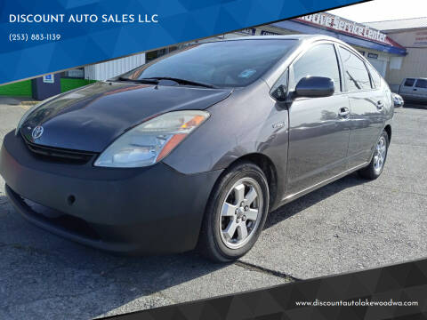 2008 Toyota Prius for sale at DISCOUNT AUTO SALES LLC in Lakewood WA