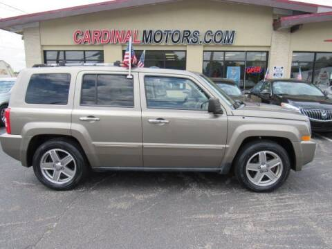 2007 Jeep Patriot for sale at Cardinal Motors in Fairfield OH