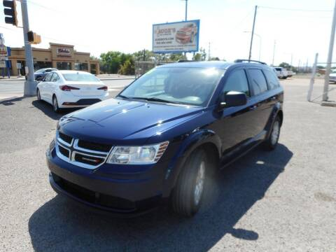 2018 Dodge Journey for sale at AUGE'S SALES AND SERVICE in Belen NM