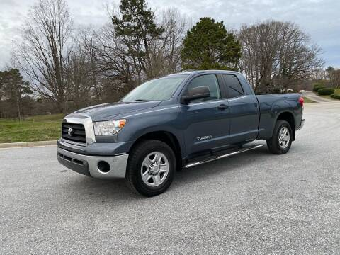 2009 Toyota Tundra for sale at GTO United Auto Sales LLC in Lawrenceville GA
