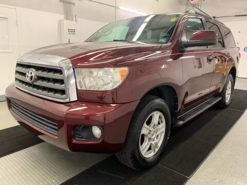 2010 Toyota Sequoia for sale at TOWNE AUTO BROKERS in Virginia Beach VA