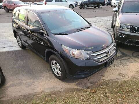 2013 Honda CR-V for sale at BETTER BUYS AUTO INC in East Windsor CT