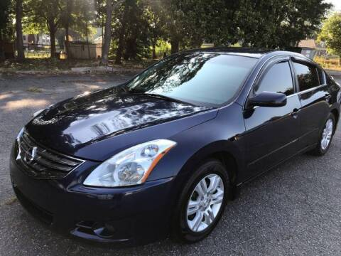 2011 Nissan Altima for sale at Cherry Motors in Greenville SC
