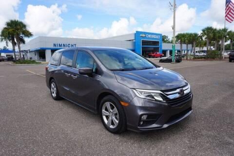 2018 Honda Odyssey for sale at WinWithCraig.com in Jacksonville FL