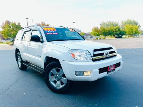 2005 Toyota 4Runner for sale at Bargain Auto Sales LLC in Garden City ID