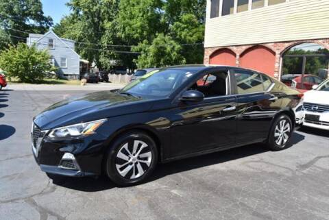 2019 Nissan Altima for sale at Absolute Auto Sales, Inc in Brockton MA