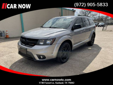 2016 Dodge Journey for sale at Car Now Dallas in Dallas TX