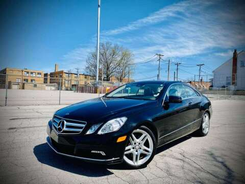 2011 Mercedes-Benz E-Class for sale at ARCH AUTO SALES in St. Louis MO