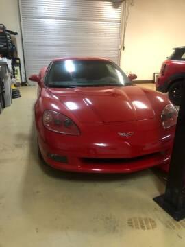 2007 Chevrolet Corvette for sale at MyAutoConnectionUSA.com in Houston TX