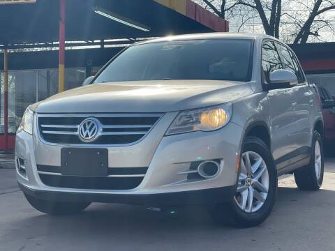2011 Volkswagen Tiguan for sale at Cash Car Outlet in Mckinney TX