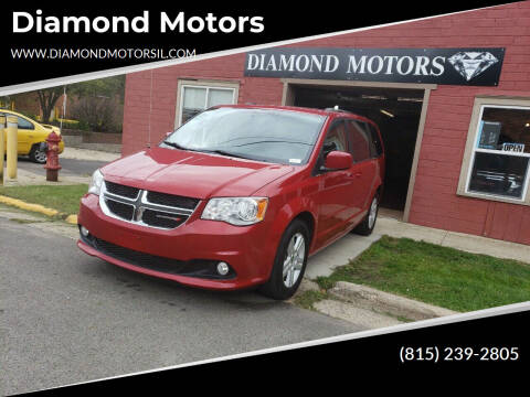 2013 Dodge Grand Caravan for sale at Diamond Motors in Pecatonica IL