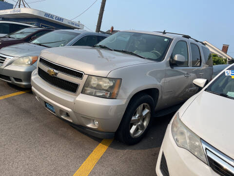 2007 Chevrolet Tahoe for sale at Ideal Cars in Hamilton OH