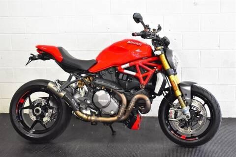 2018 Ducati Monster 12