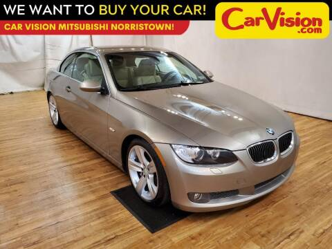 2007 BMW 3 Series for sale at Car Vision Mitsubishi Norristown in Trooper PA