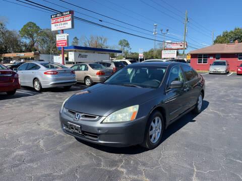 2005 Honda Accord for sale at Sam's Motor Group in Jacksonville FL