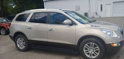 2012 Buick Enclave for sale at Superior Motors in Mount Morris MI