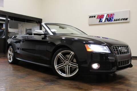 2012 Audi S5 for sale at Driveline LLC in Jacksonville FL