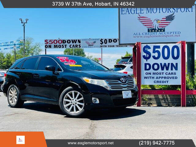 2009 Toyota Venza for sale in Hobart, IN