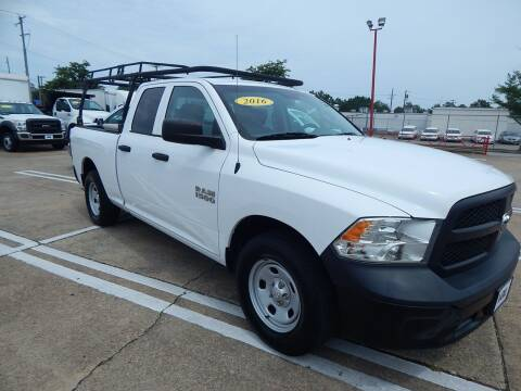 2016 RAM Ram Pickup 1500 for sale at Vail Automotive in Norfolk VA