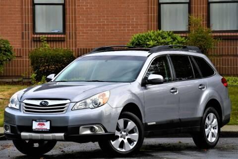 2011 Subaru Outback for sale at SEATTLE FINEST MOTORS in Lynnwood WA