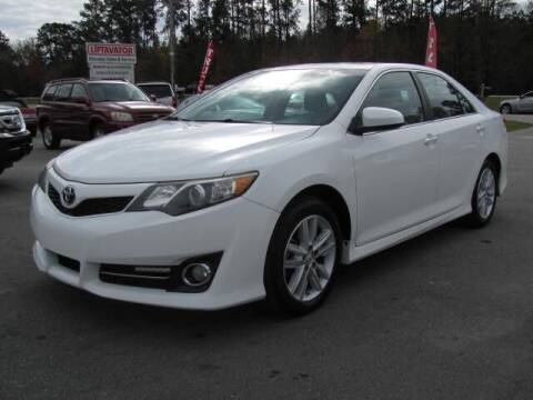 2014 Toyota Camry for sale at Pure 1 Auto in New Bern NC